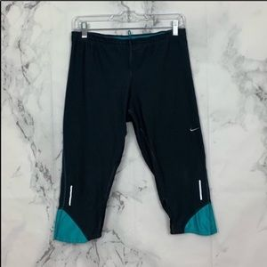 Nike Dri-Fit Cropped Athletic Pants